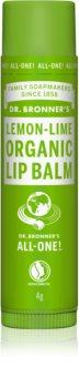 Dr. Bronner's Lemon & Lime balsam do ust