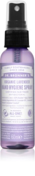 Dr. Bronner's Lavender Rinse-Free Cleansing Spray for Hands
