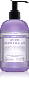 Dr. Bronner's Lavender tekući sapun za tijelo i kosu
