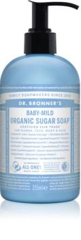 Dr. Bronner's Baby-Mild tekuté mýdlo na tělo a vlasy