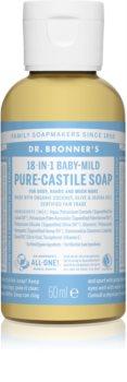 Dr. Bronner's Baby-Mild υγρό σαπούνι γενικής χρήσης χωρίς άρωμα