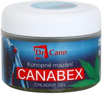 Dr. Cann Canabex gel refrescante de cânhamo