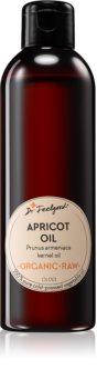 Dr. Feelgood Organic & Raw huile de noyau d'abricot pressée à froid