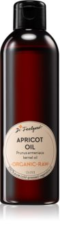 Dr. Feelgood Organic & Raw olio di albicocca hidegen sajtolt