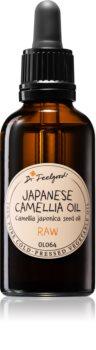 Dr. Feelgood RAW olej zo semien japonskej kamélie