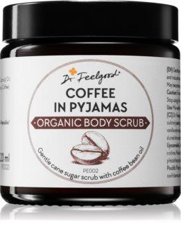 Dr. Feelgood BIO exfoliante de azúcar con aceite de granos de café