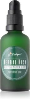 Dr. Feelgood Herbal Kick bi-phase verjongend serum voor Gevoelige Huid