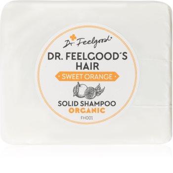 Dr. Feelgood Sweet Orange shampoing solide bio