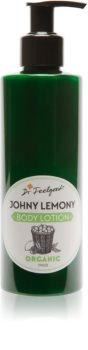 Dr. Feelgood Johny Lemony výživné telové mlieko