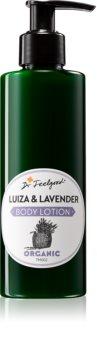 Dr. Feelgood Luiza & Lavender tápláló testápoló krém
