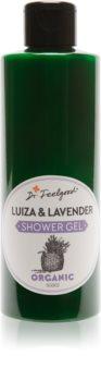 Dr. Feelgood Luiza & Lavender sprchový gél s levanduľou
