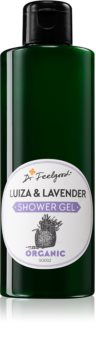 Dr. Feelgood Luiza & Lavender gel de duche com lavanda