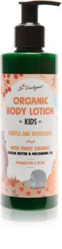 Dr. Feelgood Kids Sweet Orange latte corpo rinfrescante