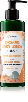 Dr. Feelgood Kids Sweet Orange lait rafraîchissant corps