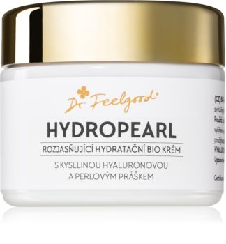 Dr. Feelgood Hydropearl posvetlitvena vlažilna krema