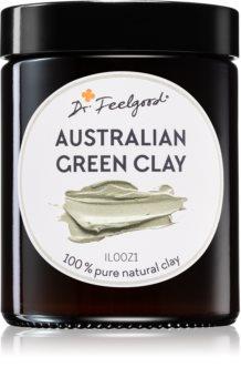 Dr. Feelgood Australian Green Clay masca facială pentru curatarea tenului