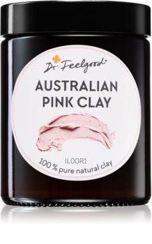 Dr. Feelgood Australian Pink Clay agyagos maszk por formájában