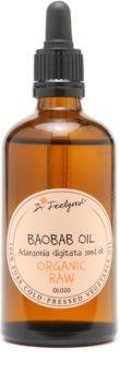 Dr. Feelgood BIO and RAW Baobabolja För mycket torr hud