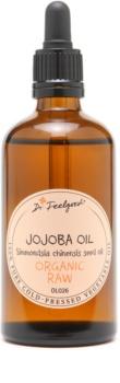 Dr. Feelgood BIO and RAW jojobino olje za vse tipe kože, vključno z občutljivo kožo