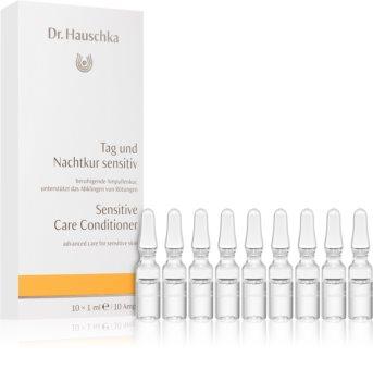 Dr. Hauschka Facial Care tratament facial pentru piele sensibilă