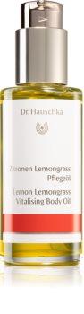Dr. Hauschka Body Care олио за тяло  с лимон и лимонова трева