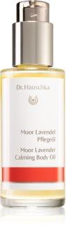Dr. Hauschka Body Care Moor Lavendel Pflegeöl als Geschenk