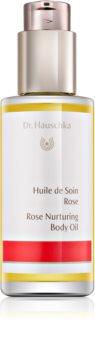 Dr. Hauschka Body Care testolaj rózsából