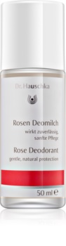 Dr. Hauschka Body Care déodorant à la rose roll-on