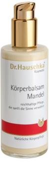 Dr. Hauschka Body Care Calming Body Cream From Almond