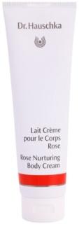 Dr. Hauschka Body Care crème pour le corps traitante à l'huile de rose