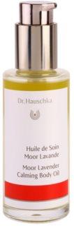 Dr. Hauschka Body Care huile pour le corps apaisante