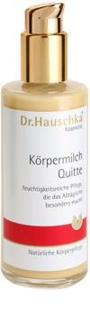 Dr. Hauschka Body Care testápoló tej birsalmából