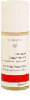 Dr. Hauschka Body Care déodorant à la sauge et menthe