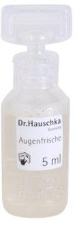 Dr. Hauschka Eye And Lip Care освежаващ разтвор за компреси за уморени очи