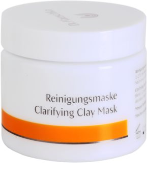 Dr. Hauschka Facial Care maschera detergente e illuminante viso di argilla