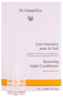 Dr. Hauschka Facial Care trattamento rigenerante notte in fiale