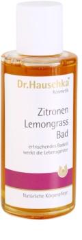 Dr. Hauschka Shower And Bath bain au citron et citronnelle