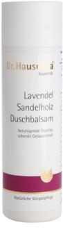 Dr. Hauschka Shower And Bath sprchový balzám s levandulí a santalovým dřevem