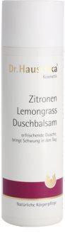 Dr. Hauschka Shower And Bath bálsamo de duche com limão e capim-limão