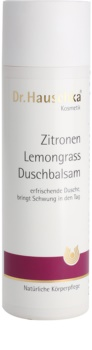 Dr. Hauschka Shower And Bath sprchový balzám s citronem a citronovou trávou