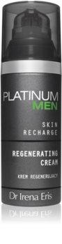 Dr Irena Eris Platinum Men 24 h Protection crema regeneratoare de noapte pentru ten obosit