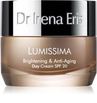 Dr Irena Eris Lumissima роз'яснюючий крем проти зморшок SPF 20