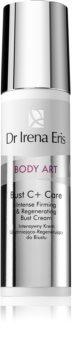Dr Irena Eris Body Art Bust C+ Care crème raffermissante et régénérante intense buste