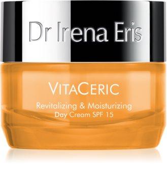 Dr Irena Eris VitaCeric krem ujędrniająco-rozświetlający SPF 15