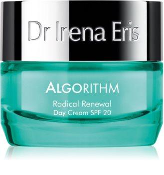 Dr Irena Eris AlgoRithm erneuernde Tagescreme SPF 20