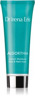 Dr Irena Eris AlgoRithm masca de hidratare profundă pentru față și gât