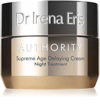 Dr Irena Eris Authority стягащ нощен крем против бръчки
