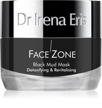 Dr Irena Eris Face Zone detoxikační pleťová maska s černým bahnem