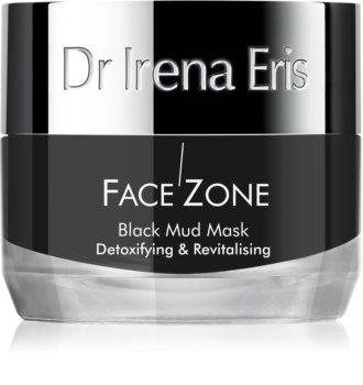 Dr Irena Eris Face Zone masca faciala detoxifianta cu namol negru