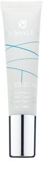 Dr Irena Eris Eyes Zone озаряващ крем за околоочната зона против отоци и тъмни кръгове  SPF 20